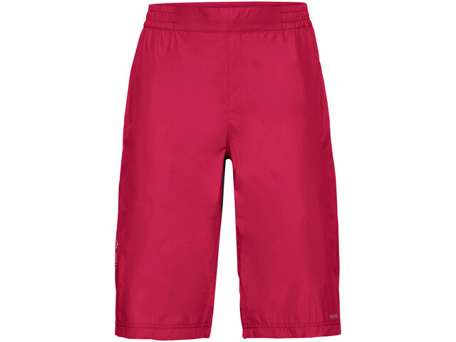 VAUDE Drop Shorts Damen cranberry